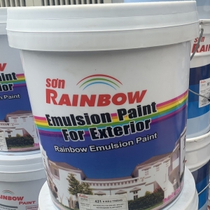 Sơn Rainbow Emulsion